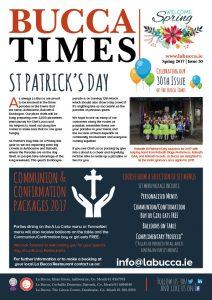 Bucca Times Spring Issue