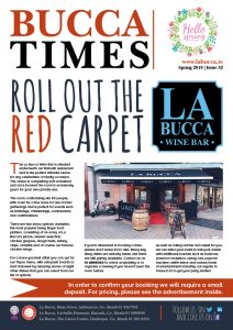 La-Bucca-Times-Issue-32-cover