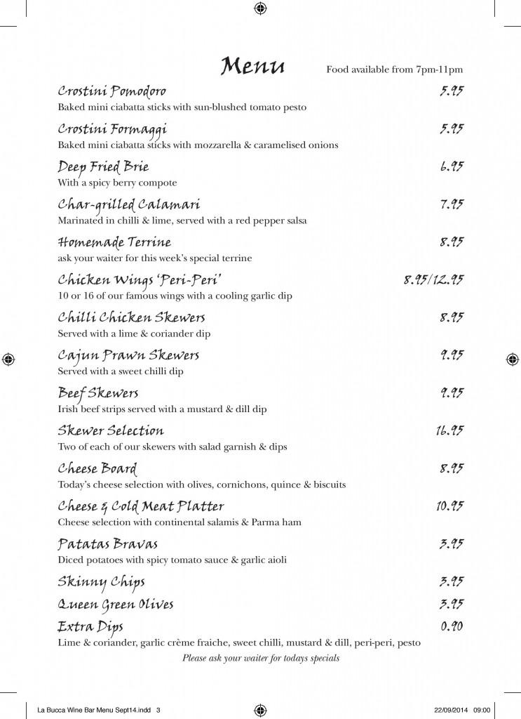 La Bucca Wine Bar Menu Sept14-page-003