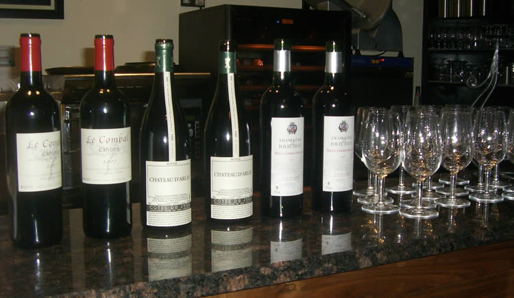 Wine Focus