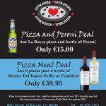 New Offers…Pizza Time…