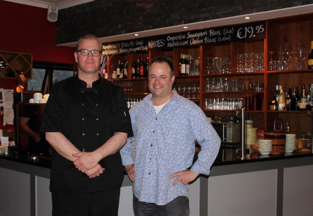Head Chef Paul & Russell Bailey