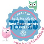 La Bucca named as one of the top 20 Family Friendly Restaurant in Ireland